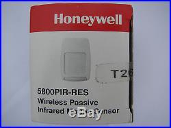 10 Ademco ADT Honeywell 5800 PIR -RES Wireless LED Motion Detector Alarm Sensor
