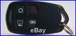 10 Honeywell Ademco 5834-4 Four-Button Wireless Key Remotes