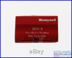 10 Honeywell Ademco ADT 5834-4 Alarm Security System Wireless Remote Control Key