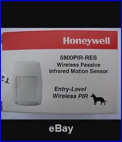 10 NEW ADEMCO-ADT-HONEYWELL-5800PIR-RES-Wireless-Passive- Infrared Motion Sensor