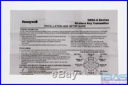 100 ADT Honeywell Ademco 5834-4ADT Alarm System Wireless Remote Control Key New