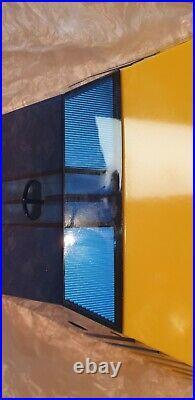 2 x ADT Alarm Decoy Box Dummy Solar & Battery Powered Latest Model Twin LED's