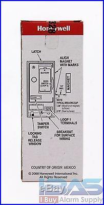 20 Honeywell Ademco ADT 5816WMWH Wireless Door Window Contact Vista 10P 20P Lynx