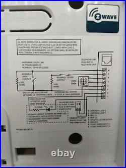 2GIG SECURITY 2GIG-CP21-345E GO! CONTROL SECURITY & AUTOMATION SYSTEM v 1.19.1