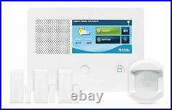 2Gig 2GIG-GC2e-345-K31 GC2e Security & Home Control 3-1 alarm Kit