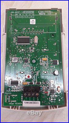 4 x ADT GALAXY MK7 Alarm Keypads with Prox Proximity Bundle