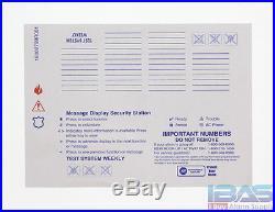 5 ADT DSC SCW9057G-433 Impassa Wireless Alarm 9057G From 457-98HSADT 3G2077R GSM