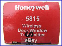 5 Ademco ADT Honeywell 5815 Wireless Home Burglar Alarm Security System House