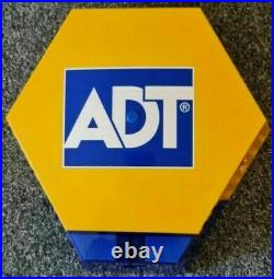 ADT Alarm Decoy Box Dummy Solar & Battery Powered Latest Model Twin LEDs