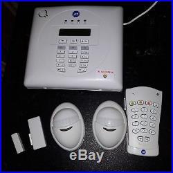 ADT Alarm Panel Uk dual GSM Alarm kit wireless