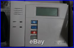 ADT Alarm System with 2 IR, Keyboard, Panic button, GSM communicator Door Contact