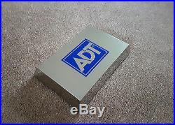 ADT DUMMY ALARM / BELL BOX Premium System Stainless steel