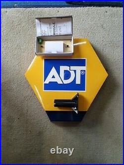 ADT Dummy/Decoy Bell Box with twin LED Module