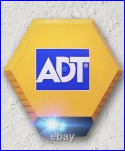 ADT External Alarm Box 7422-SFG-G3F