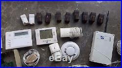 ADT Full Home Alarm System, Safewatch Pro 3000en