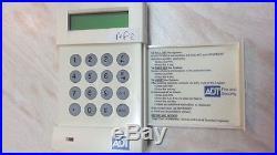ADT GALAXY MK7 Alarm Keypad NON Prox Proximity ref2