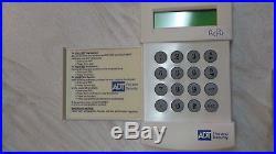 ADT GALAXY MK7 Alarm Keypad NON Prox Proximity ref4