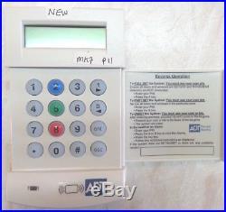 ADT GALAXY MK7 CP038 Alarm Keypad Prox Proximity MMK7-P11 NEW