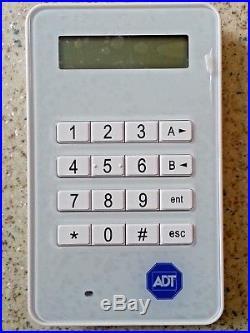 ADT HONEYWELL GALAXY MK8 CP051 Grade 3 Alarm Keypad Prox Proximity 0A3-002D-323A