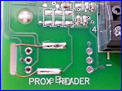ADT HONEYWELL GALAXY MK8 CP051 Grade 3 Alarm Keypad Prox Proximity 0A4-0025-5110