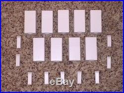 ADT Honeywell Wireless Door Window Sensors with Magnets, Qty. 9, Home Security