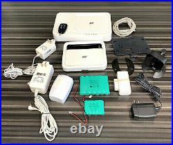 ADT Honeywell Wireless Home Security System Sensor Base Camera RC8325-V2