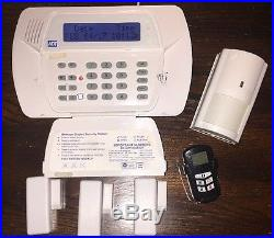 ADT IMPASSA Self-Contained Wireless Alarm System Programmed Complete