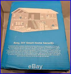 ADT LifeShield 18-Piece Easy, DIY Smart Home Security System, WiFi Enabled