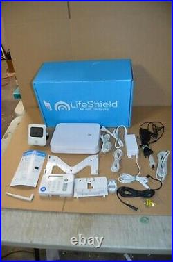 ADT Lifeshield Smart Home Security System for parts