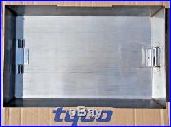 ADT Logo Polished Stainless Steel LIVE Alarm Flashing Siren Bell Box Ref G3S3