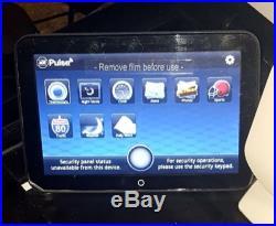 ADT Pulse Netgear 7 Touchscreen Keypad (HS101ADT-1ADNAS) & Camera