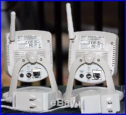ADT Pulse Wireless Indoor Security Cameras RC8021W-ADT