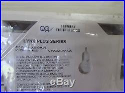 ADT QGistix LYNXPLUS Series Security Alarm Keypad Panel