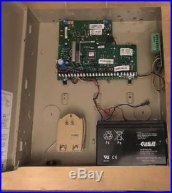 ADT SAFEWATCH 3000 Control Panel With HSPIM Rx/Tx And Battery/powersupply