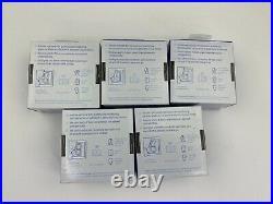 ADT Samsung SmartThings Door & Window Detector Sensor Home Security Lot of 5
