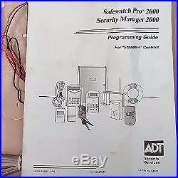 ADT Security Safewatch Pro 2000, SAVS20ADT-1