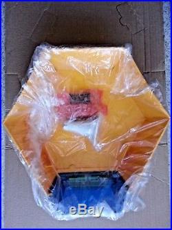 ADT Solar LED Flashing Alarm Bell Box Decoy Dummy Kit. + Bracket And Battery DCF1