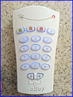 ADT Visonic KP-141 PG2 Remote Alarm Keypad (868-0037) ID371-0467