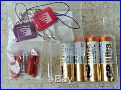 ADT Visonic KP 250 PG2 Wireless Alarm Keypad withProx (868-0) ID-375-4453