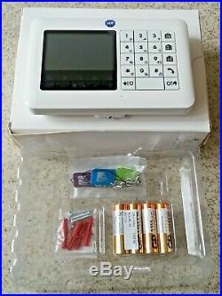 ADT Visonic KP 250 PG2 Wireless Alarm Keypad withProx (868-0) ID-375-5594