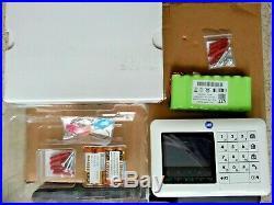 ADT Visonic PowerMaster 33 Control Panel + KP250 Keypad (868-0ANY) 3G GSM