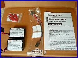 ADT Visonic SR 720B PG2 Wireless POWERG Internal Siren (868-0) ID400-3518