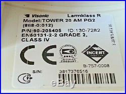 ADT Visonic Tower 20AM Wireless Outdoor Digital Mirror PIR (868-0)ID-130-7282 M1