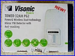 ADT Visonic Tower 32AM PG2 Wireless Dual Technology PIR (868-0) ID150-2935