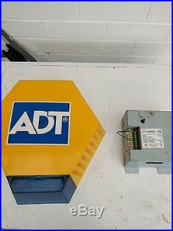 ADT bell box alarm