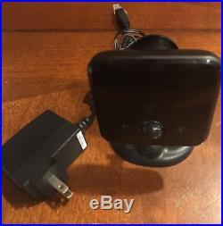 ADT iCamera-1000 ADT Pulse Indoor Day/Night Camera WiFi Security