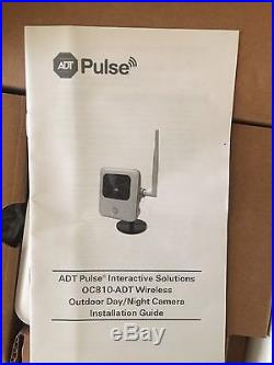 Adt Pulse Outside Home security Camera