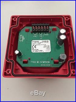 Adt Tyco MX Fc410lpav Symphoni Sounder Beacon Outdoor 516.800.766