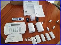 Adt home wireless alarm security system