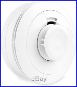 Battery Powered Photoelectric Wi-Fi Enabled Smoke Alarm Detector Fire Security